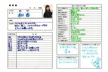 和香【わか】マダムコースHな履歴書