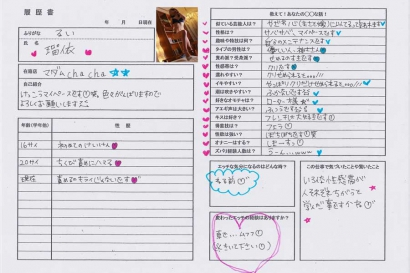 瑠依【るい】若妻コースHな履歴書