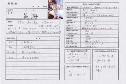 芙海【ふみ】マダムコースHな履歴書