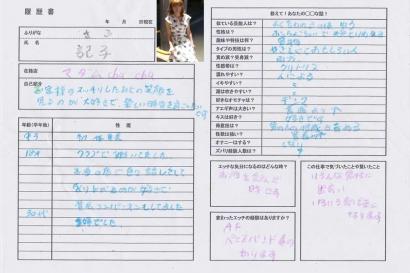 紀子【きこ】熟女コースHな履歴書