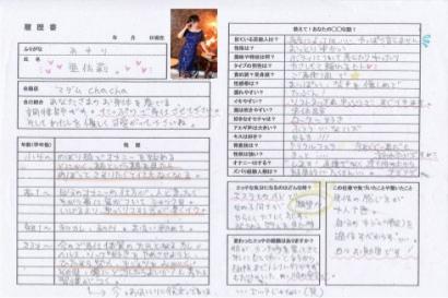 亜佑莉【あゆり】マダムコースHな履歴書