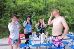 ☆彡2017夏恒例のバーベキュー大会パート①☆彡