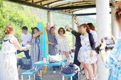 2019夏恒例のBBQ大会パート①