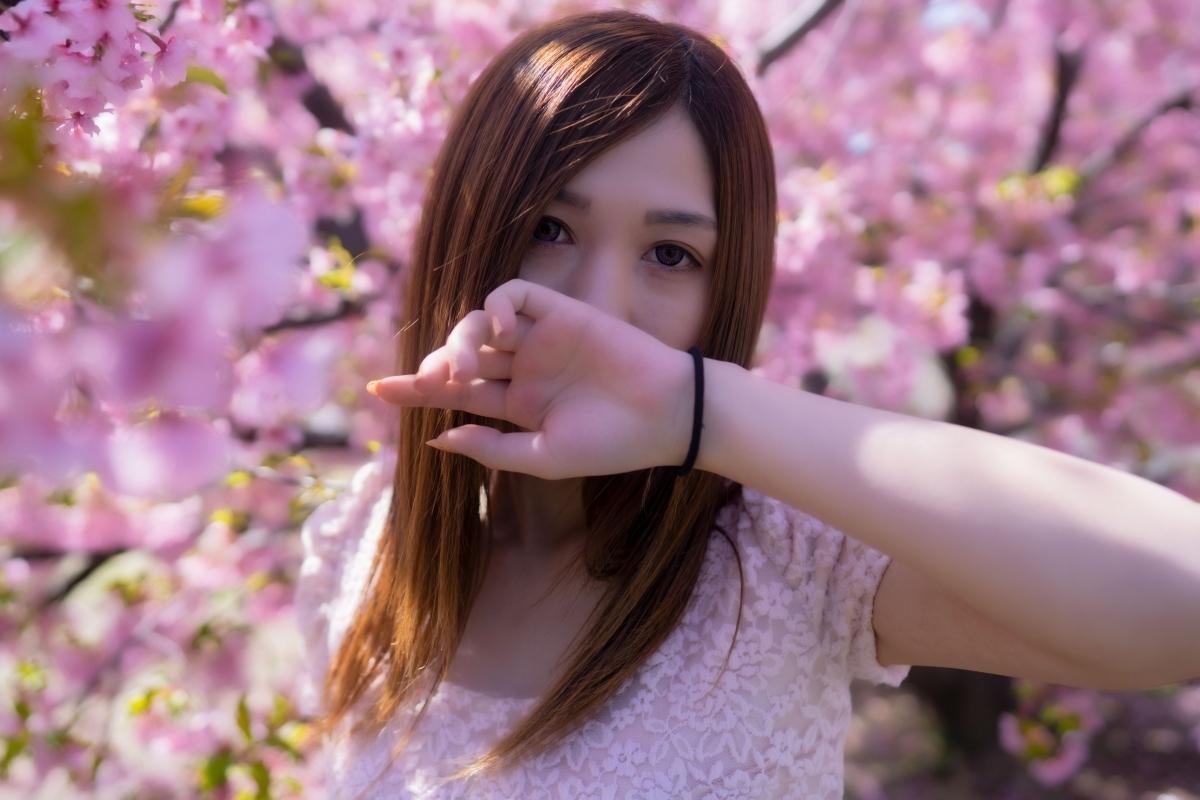 貴方色に染まる薄桜
